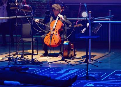 Amir Konjani, Kraken Cello, 2018. LSO Jerwood Composer+