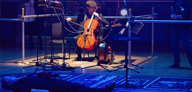 Amir Konjani, Kraken Cello, 2018. LSO Jerwood Composer+