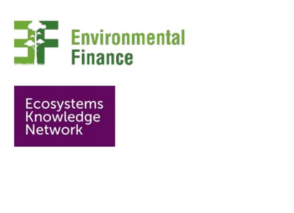 Emerging funding opportunities for the natural environment